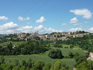Universitätsstädtchen Urbino