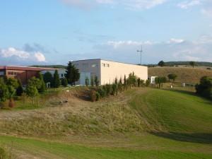 Nudelfabrik Girolomoni bei Montebello