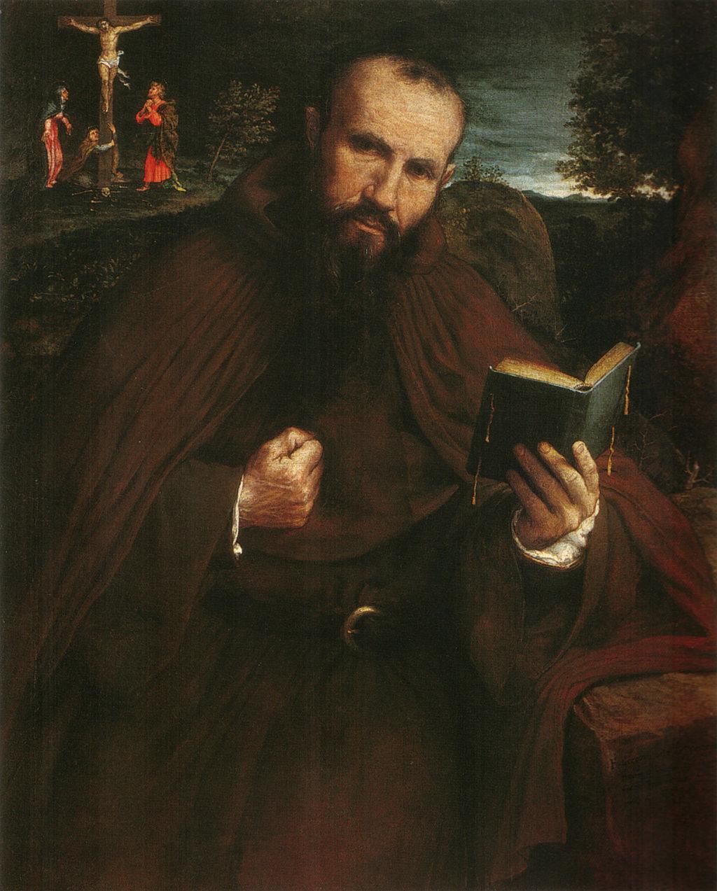 Fra Gregorio Belo di Vicenza